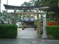 <皆生温泉神社>