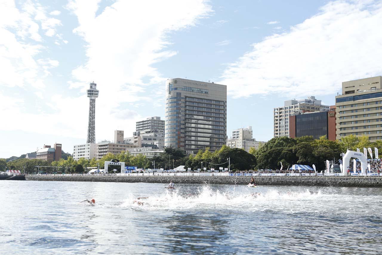 2世界トライアスロンシリーズ横浜