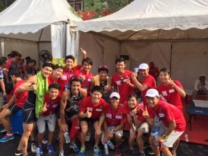 アジア選手権 男子
